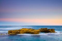 большая дорога peterborough океана Стоковое фото RF