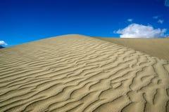 большая дюна Стоковое Изображение
