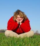 большая женщина Стоковая Фотография RF