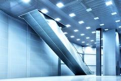 большая зала самомоднейшая Стоковое Фото