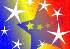 большая звезда друзей Стоковые Фото
