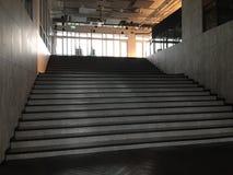 большая лестница стоковое изображение