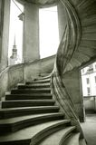 Большая лестница Wendelstein стоковые фотографии rf