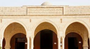 Большая мечеть Sousse в Тунисе Стоковая Фотография