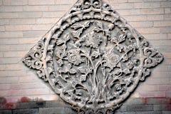 Большая мечеть Xian, Китая стоковое фото rf