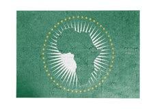 Большая мозаика 1000 частей - Африканский Союз Стоковая Фотография
