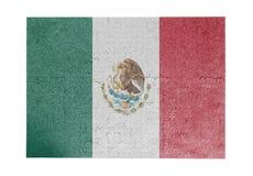 Большая мозаика 1000 частей - Мексика Стоковая Фотография RF