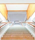 большая роскошная лестница Стоковые Изображения