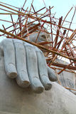 большая рука Будды Стоковые Изображения