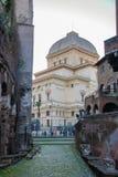 большая синагога Стоковые Изображения RF