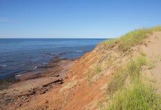Большая скала песчанных дюн Стоковые Изображения RF