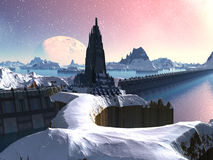 большая стена nuvochina Стоковая Фотография RF