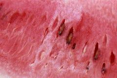 Большая часть свежего арбуза Стоковые Фотографии RF