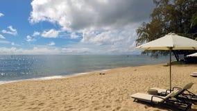 Большее место для уединения на Тихом океане стоковые фото