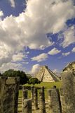 больше пирамидки Стоковые Фото