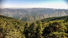 большие горы горы ландшафта стоковые фотографии rf