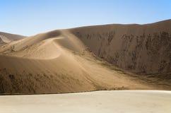 большие дюны Стоковая Фотография RF