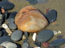 большие камушки малые стоковое изображение rf