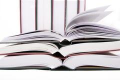 большие книги Стоковое Изображение
