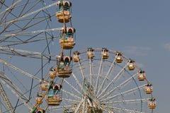 Большие колеса на Pushkar справедливом Стоковая Фотография RF