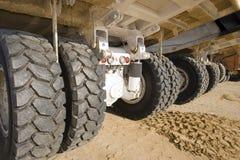 большие колеса Стоковая Фотография RF