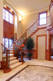 большие лестницы Стоковые Изображения