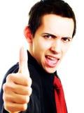 большие пальцы руки вверх Стоковые Фотографии RF