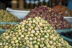 Большие шары зеленого цвета стоковое фото