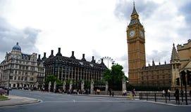 Большое Бен, парламент Великобритании Лондон, Англия, Великобритания стоковые фото