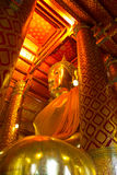 большое изображение Будды Стоковое фото RF
