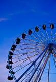большое колесо парка потехи Стоковое фото RF