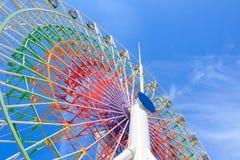 Большое колесо парома Стоковое Изображение RF
