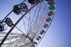 большое колесо Стоковые Фотографии RF