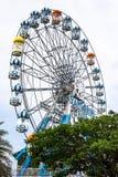 большое колесо ferris стоковые фото