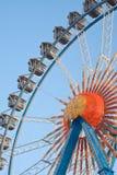 Большое колесо Ferris Стоковое Изображение