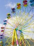 Большое колесо ferris Стоковая Фотография