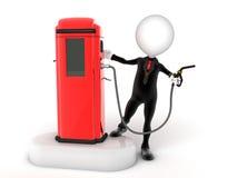 Большое предложение газа Стоковое Изображение RF