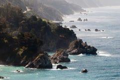 большое sur california Стоковое фото RF