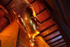 большое wat pho Будды Стоковое Изображение RF