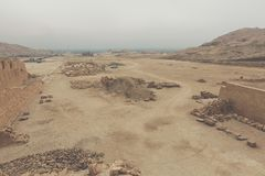 Большой висок Hatshepsut, Karnak, Луксор, Египет Стоковое Изображение RF