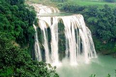 большой водопад Стоковые Изображения RF