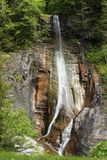 большой водопад Стоковое Фото