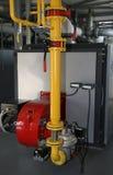 большой газ боилера Стоковая Фотография RF