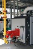 большой газ боилера Стоковое фото RF