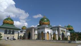 Большой город Belopa мечети Стоковая Фотография RF