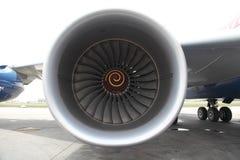 большой двигатель двигателя Стоковая Фотография RF