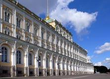 большой дворец kremlin moscow Стоковые Изображения RF