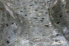Большой держатель дисков стоковая фотография rf