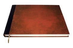 большой изолированный книгой Стоковые Изображения RF
