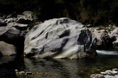 большой камень Стоковая Фотография